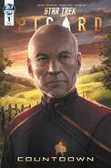 Star Trek Picard - Countdown, issue 1 RIB