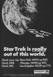 Star Trek syndication advertisment2