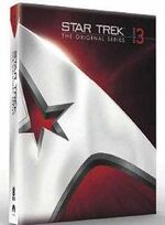 TOS-R Season 3 DVD slimline cover