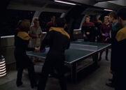 Voyager ping pong