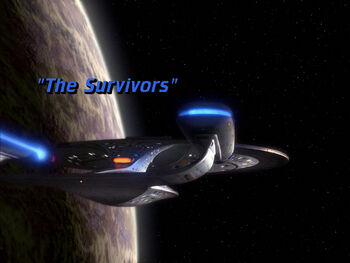 The Survivors title card