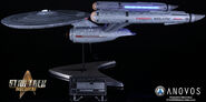 Anovos Studio Scale USS Enterprise DIS