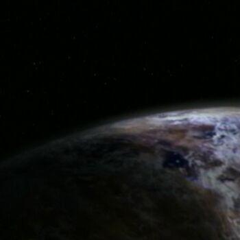 Banea from orbit