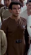 Besatzungsmitglied der Enterprise in langärmliger brauner Uniform 2273