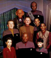 DS9 Crew Staffel 7