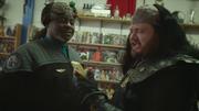 Klingonen benutzen das iPhone