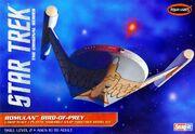 Polar Lights Model kit POL934 Romulan Bird-of-Prey (23rd century) 2015