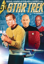 Star Trek Magazine US issue 58 PX cover