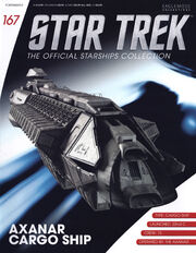Star Trek Official Starships Collection issue 167