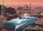 Star Trek Voyager Season Two Trading Card 156