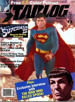 Starlog issue 067 cover