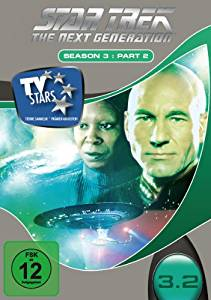 TNG Staffel 3-2 DVD