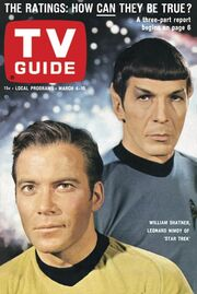 TV Guide cover, 1967-03-04