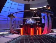 USS Dauntless engineering