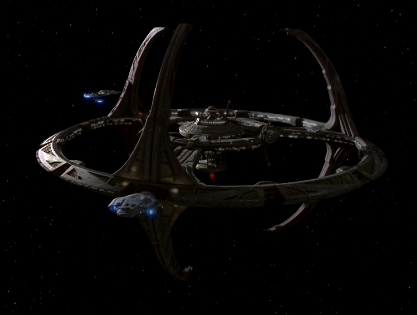Deep Space Nine Bs