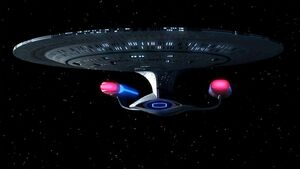 USS Enterprise-D, These Are the Voyages
