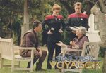 Voyager - Season One, Series One Trading Card 34