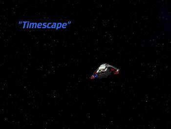 Timescape title card