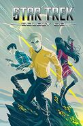 Boldly Go Vol. 1 tpb