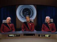 Conspiracy - dowództwo Gwiezdnej Floty