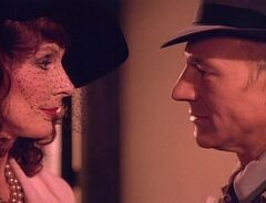 Crusher and Picard on the holodeck