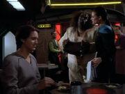 Dax und der klingonische Koch singen