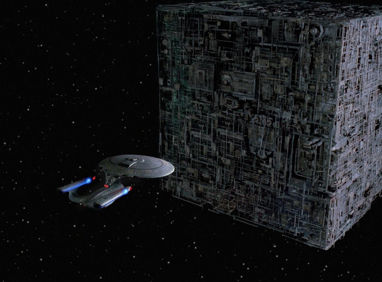 Borg Raumschiff