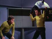 Kirk und Garth von Izar