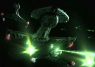 Klingon disruptors