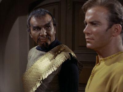 Kor im Gespräch mit Kirk