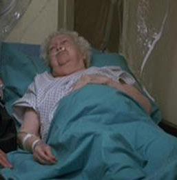 ...as an elderly patient