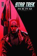Nero issue 2 cover