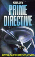Prime Directive, Pan Books cover