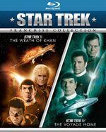 ST II & IV Blu-ray