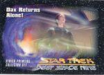 Star Trek Deep Space Nine - Series Premiere Card 25