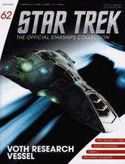 Star Trek Official Starships Collection Issue 62