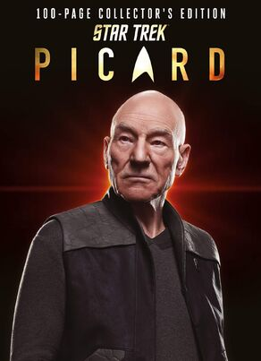 Star Trek Picard Official Collector's Edition cover.jpg