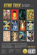 Star Trek Poster Calendar 2017 back