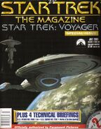 Star Trek The Magazine volume 2 issue 3 cover 2
