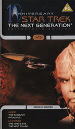 TNG 10th Anniversary Collector's Edition volume 3 cover