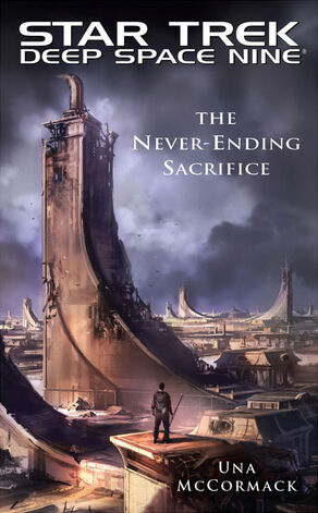 The Never Ending Sacrifice cover.jpg
