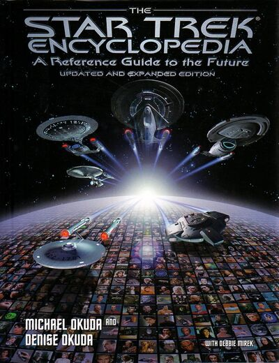 The Star Trek Encyclopedia (2. Auflage)