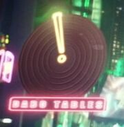 Dabo Tables