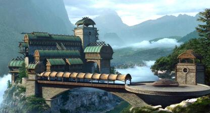 P'Jem monastery