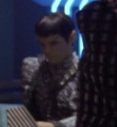 Romulan bridge officer 3, 2368