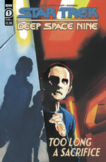 Too Long a Sacrifice issue 1 cover A