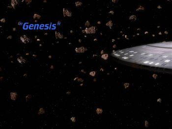 Genesis title card