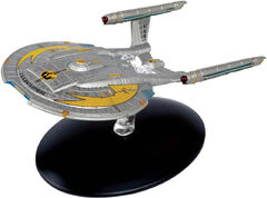 Eaglemoss M2 ISS Enterprise NX-01