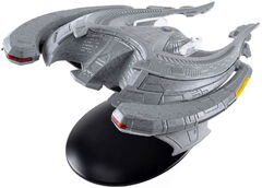 Eaglemoss SP19 Son'a Flagship