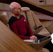 Galaxy Command Chair consoles